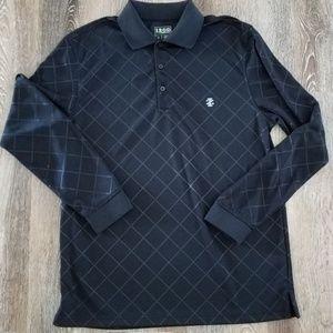 Izod Golf Long Sleeve Polo Shirt